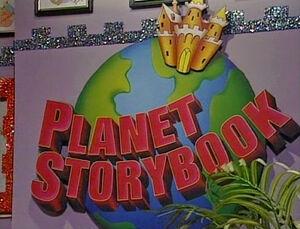 PlanetStorybook