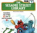 The Sesame Street Library Volume 11