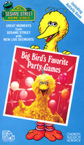Big Bird's Favorite Party Games