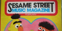 Sesame Street Music Magazine Vol. 3, No. 5