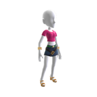 Xbox - janice costume
