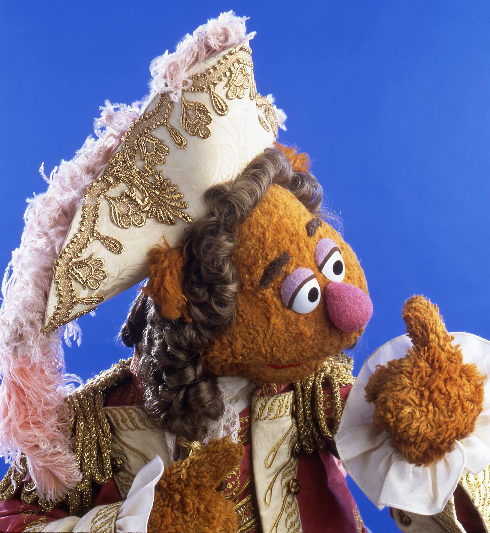Muppets Treasure Island Mr Bimbo