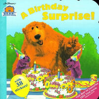 A Birthday Surprise! (Bear in the Big Blue House)