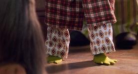 Kermit feet mfs