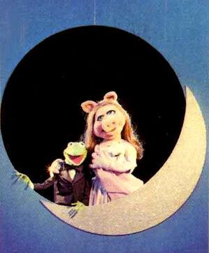 Muppet moon
