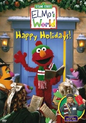 elmos world happy holidays