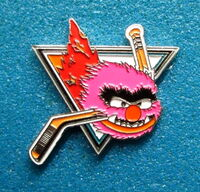 Hockey pin san jose sharks