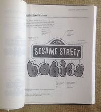 Sesame Babies Style Guide 03