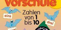 Vorschule Zahlen von 1 bis 10