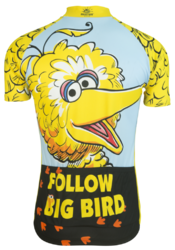 Brainstorm jersey Big Bird-Back