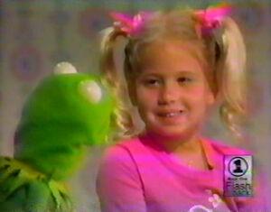 Chastity Bono and Kermit