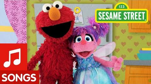 Sesame Street Elmo and Abby's Valentine's Day Song