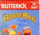Butterick Fraggle Rock patterns