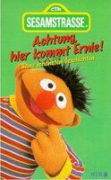 Achtung hier kommt, Ernie!