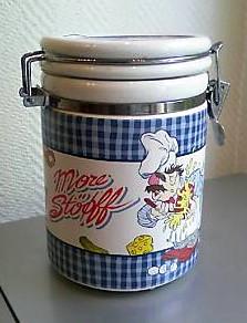 File:Igel junior toys german swedish chef kitchen cannister 1.JPG