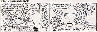 The Muppets comic strip 1982-05-25