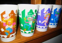 Fritos 1984 muppets take manhattan cups 2