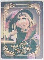 Muppet playing cards (Hallmark)