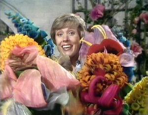 JulieAndrews-OneStepIntoSpring-Flowers