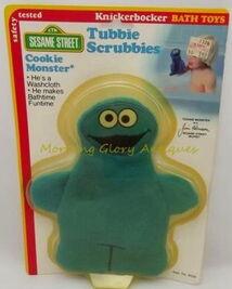 Knickerbocker 1981 tubbie scrubbies 1