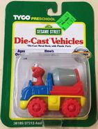Elmo cement mixer