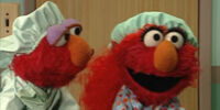 Elmo Doctor and Nurse