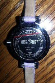 Fossil limited edition miss piggy watch 1