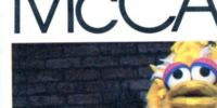 Sesame Street costume patterns