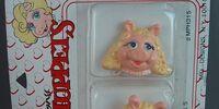 Muppet hair accessories