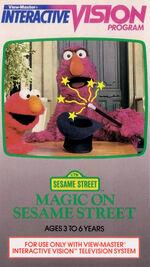 Magic on Sesame Street