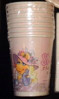 Hallmark 1981 piggy party supplies 1k