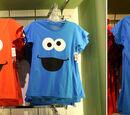 Sesame Street t-shirts (Universal Studios Singapore)