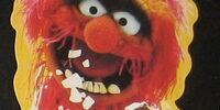 Muppet bookmarks (Hallmark)