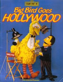 Big Bird Goes Hollywood