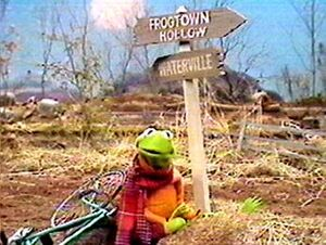 FrogtownSign