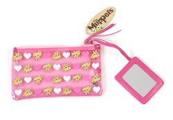 Piggy cosmetic bag