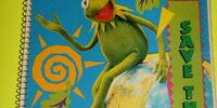 Muppet notebooks (Mead)