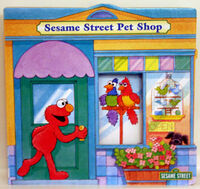 Sesame Street Pet Shop