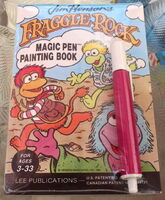 Fraggle 1989 magic pen