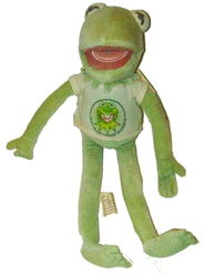 Kermit it's easy being green plush