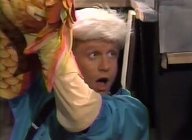 Gary puppetman