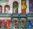 Sesame Street playsets