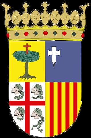 Archivo:Escudo d'Aragón.png