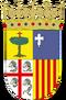 Escudo d'armas d'Aragón