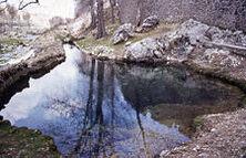 Nacimiento der río segura