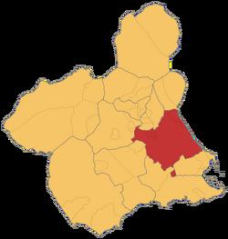 Güerta e Murcia