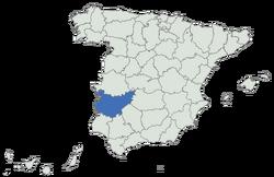 Provincia Badajós