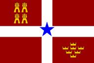 Bandera der nacionalismo murciano
