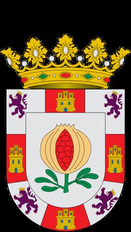 Archivo:Escudo e la previncia e Graná.png