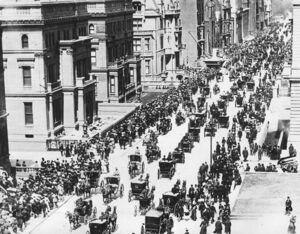 New York City Easter Parade 1900